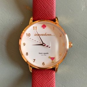 Kate Spade Watch - It's 5:00 Somewhere